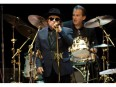 BERKELEY, CA - MAY 2: Van Morrison performs part of his Astral Weeks Tour 2009 at the Greek Theater on May 2, 2009 in Berkeley, California. (Photo by Tim Mosenfelder/Getty Images)