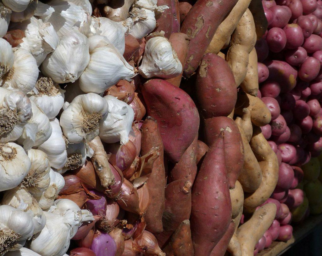 10.Root veg