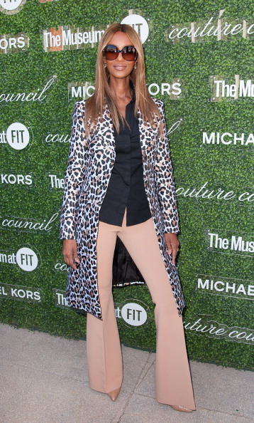 NEW YORK, NY - SEPTEMBER 04: Iman attends 2013 Couture Council Fashion Visionary Awards at David H. Koch Theater, Lincoln Center on September 4, 2013 in New York City. (Photo by Dave Kotinsky/Getty Images)