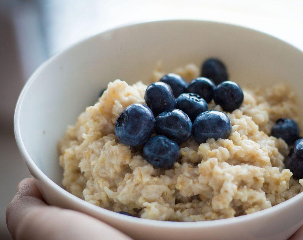 8.oatmeal