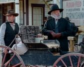 """Kiefer and Donald Sutherland in """"Forsaken"""""""