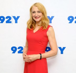 "NEW YORK, NY - AUGUST 18:  Actress Patricia Clarkson attends Reel Pieces With Annette Insdorf: Preview Screening Of ""Learning To Drive"" at 92nd Street Y on August 18, 2015 in New York City.  (Photo by Astrid Stawiarz/Getty Images)"