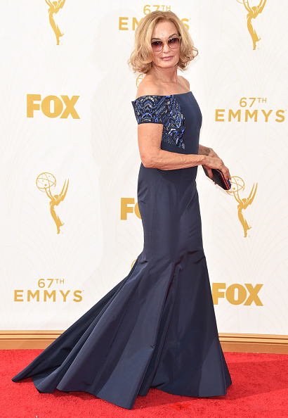 attends the 67th Annual Primetime Emmy Awards at Microsoft Theater on September 20, 2015 in Los Angeles, California.