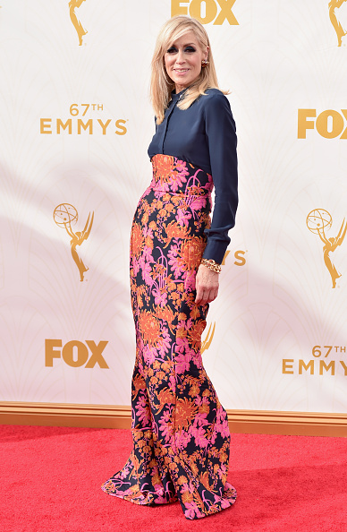 LOS ANGELES, CA - SEPTEMBER 20: Actress Judith Light attends the 67th Emmy Awards at Microsoft Theater on September 20, 2015 in Los Angeles, California. 25720_001 (Photo by Alberto E. Rodriguez/Getty Images for TNT LA)