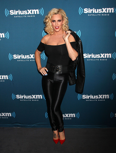 """Jenny McCarthy Hosts A Halloween Costume Party At The SiriusXM Studios To Celebrate The Launch Of Her New Exclusive Live Daily SiriusXM Show """"Dirty, Sexy, Funny with Jenny McCarthy"""""""