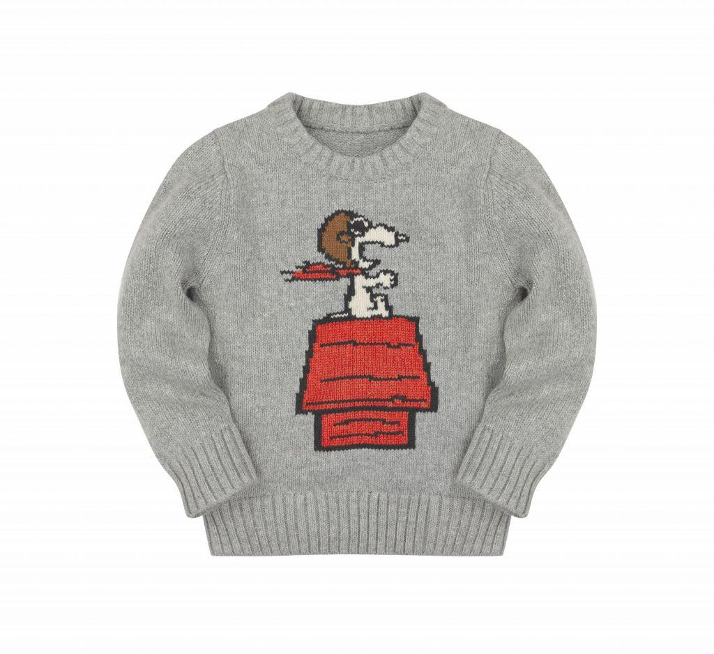 671039, Grey Snoopy Jumper, -£24.95, 22 October