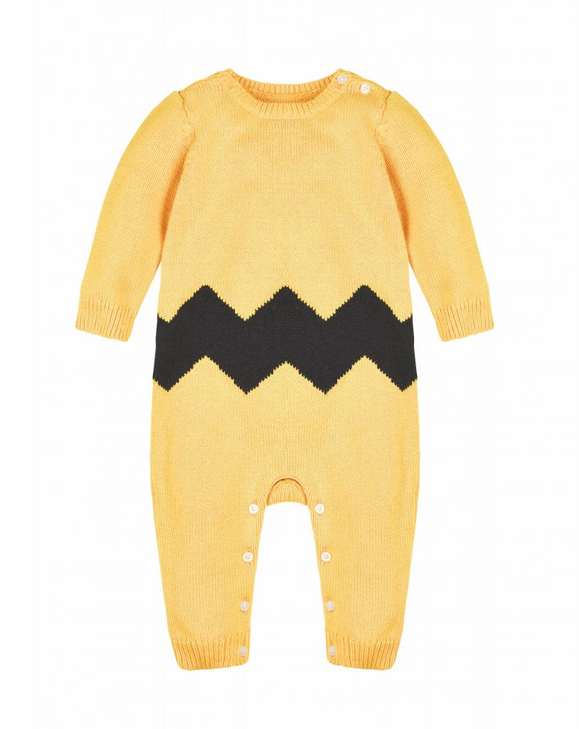693612, Yellow Charlie Brown Babygrow, -£22.95, 22 October