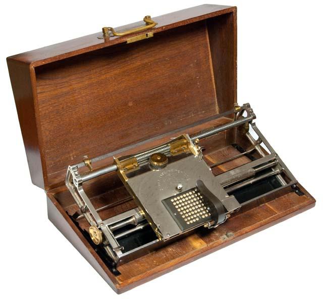 Typewriter Hall 1