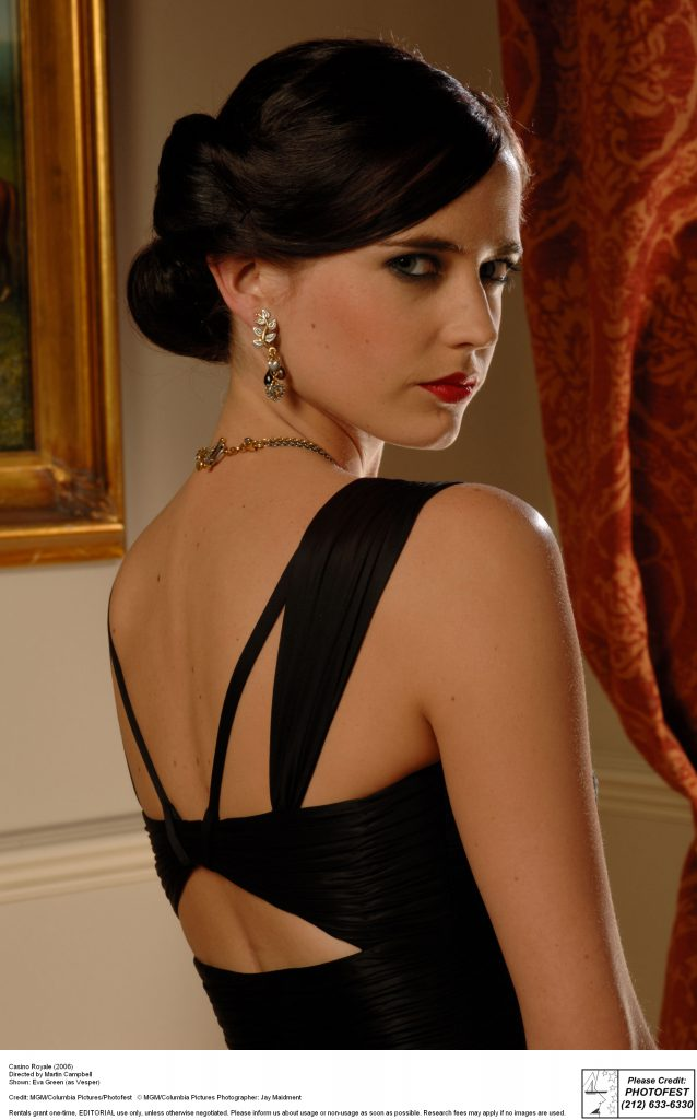 Casino Royale (2006) Directed by Martin Campbell Shown: Eva Green (as Vesper)