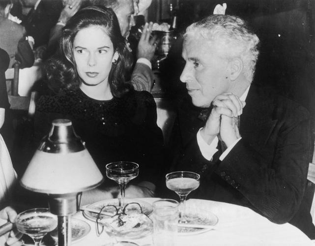 O'Neill And Chaplin