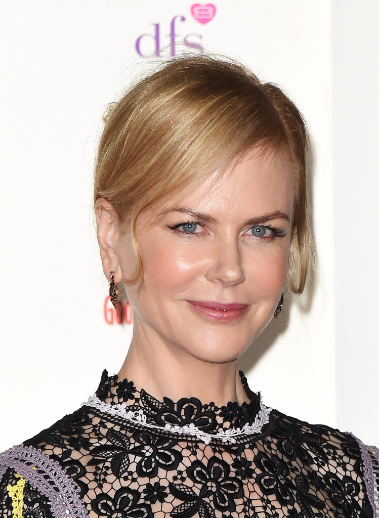 LONDON, ENGLAND - OCTOBER 19: Nicole Kidman attends the Women of the Year lunch and awards at InterContinental Park Lane Hotel on October 19, 2015 in London, England. (Photo by Stuart C. Wilson/Getty Images)