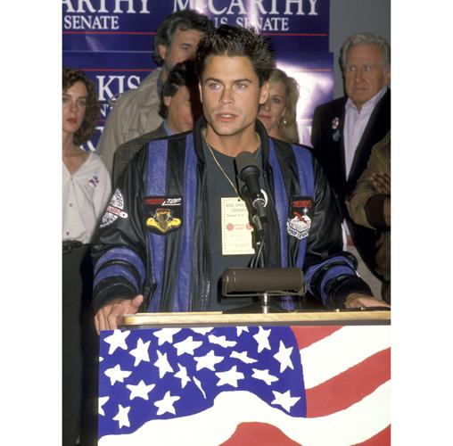 "Michael Dukakis Presidential Campaign ""Vote '88"" - October 8, 1988"