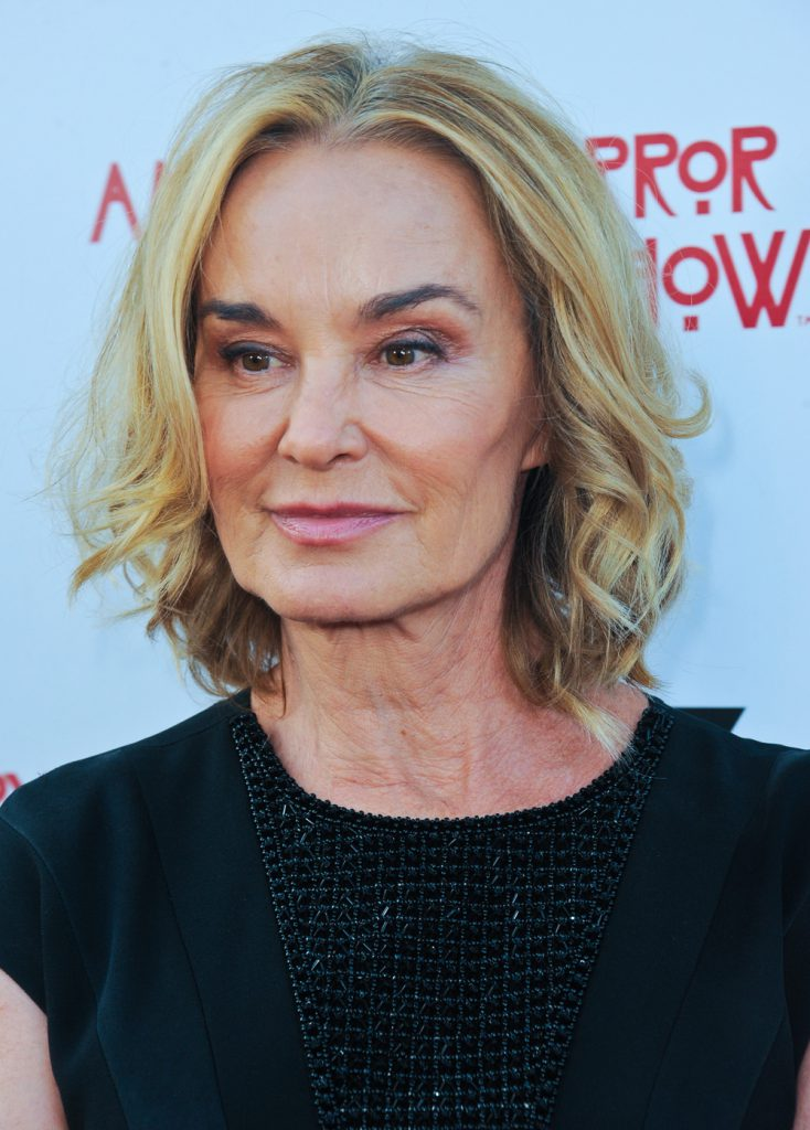 """Actress Jessica Lange arrives for FYC Special Screening And Q&A For FX's """"American Horror Story: Freakshow"""" held at Paramount Studios on June 11, 2015 in Los Angeles, California."""