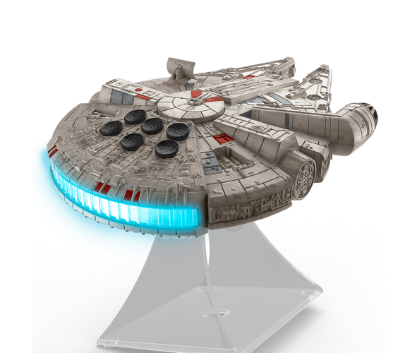 EDIT Star Wars Millennium Falcon Bluetooth Speaker