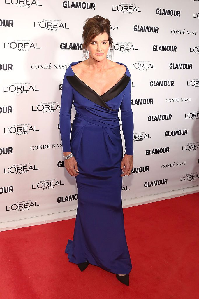 NEW YORK, NY - NOVEMBER 09: Olympic gold medalist Caitlyn Jenner attends Glamour's 25th Anniversary Women of the Year Awards at Carnegie Hall on November 9, 2015 in New York City. (Photo by Taylor Hill/Getty Images)