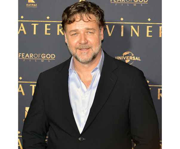 The Water Diviner Premiere in Melbourne