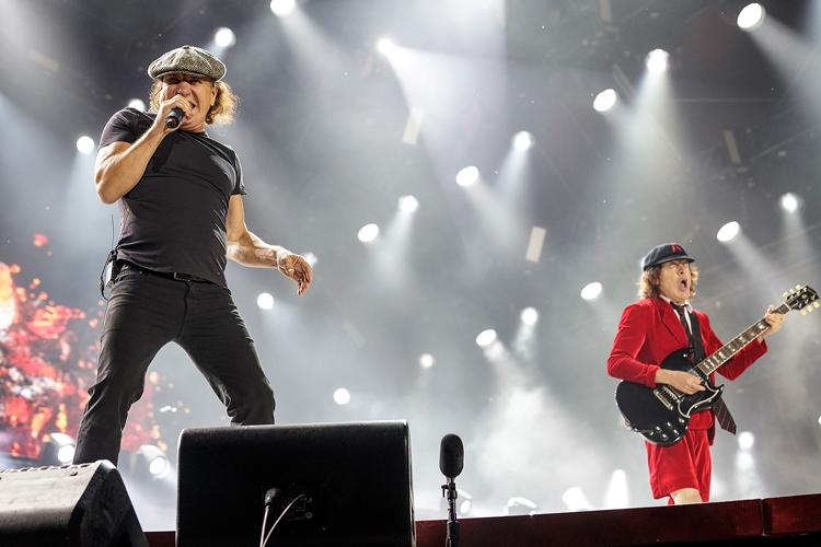 AC/DC 'Rock Or Bust' World Tour - Melbourne