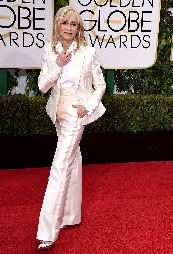 BEVERLY HILLS, CA - JANUARY 10: Actress Judith Light attends the 73rd Annual Golden Globe Awards held at the Beverly Hilton Hotel on January 10, 2016 in Beverly Hills, California. (Photo by Steve Granitz/WireImage)