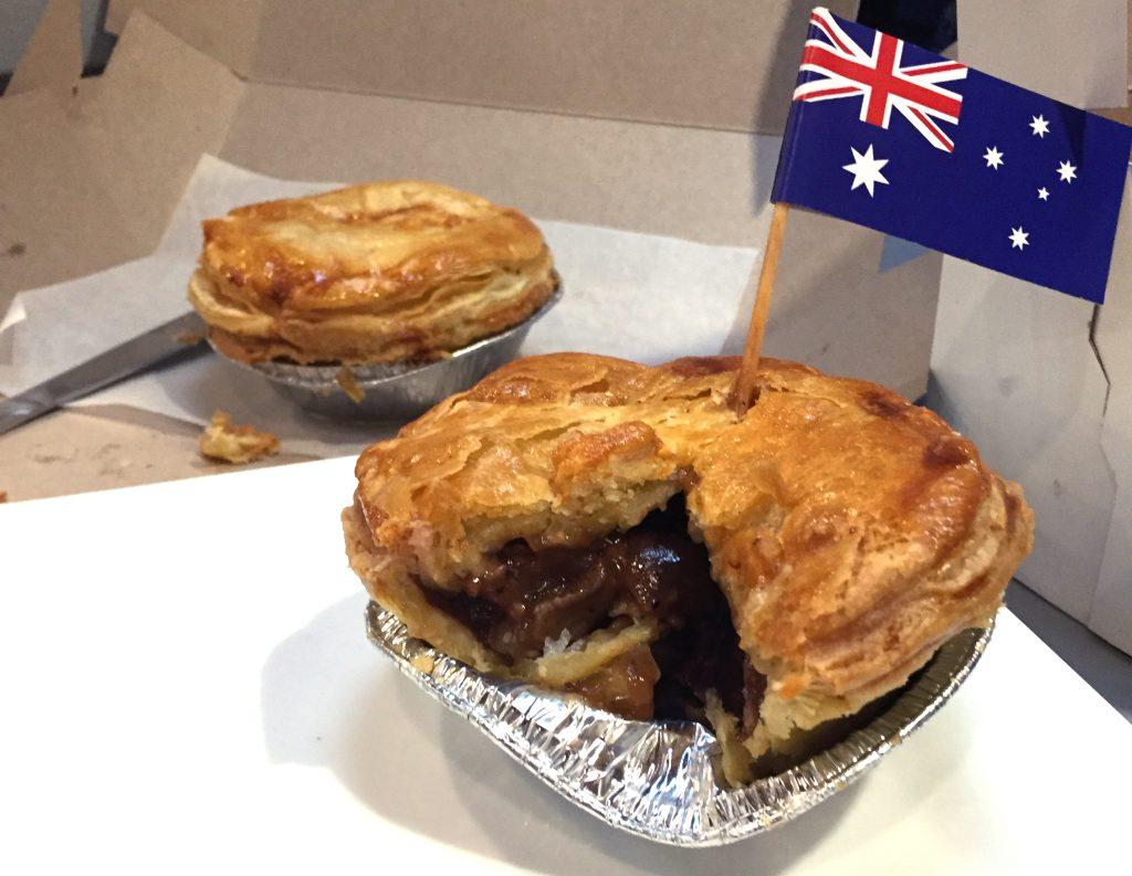 Australia Day Beef Meat Pie