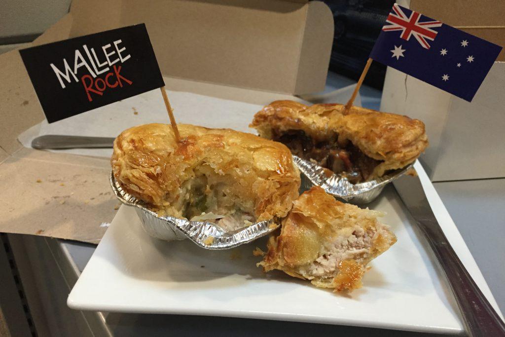 Australia Day Chicken Pie
