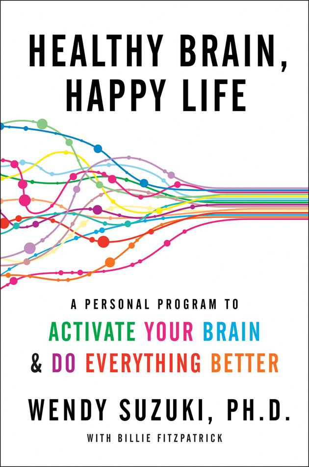 Healthy brain happy life