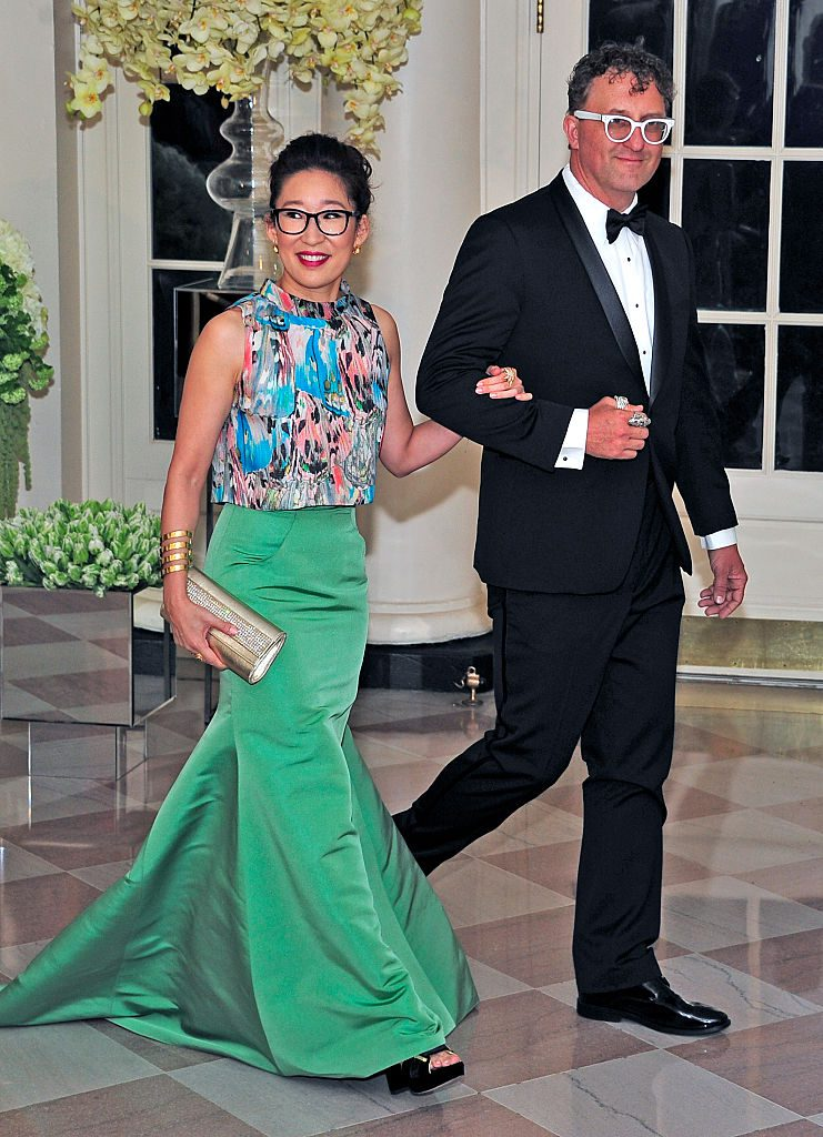 _________________ arrives for the State Dinner in honor of Prime Minister Trudeau and Mrs. Sophie Grégoire Trudeau of Canada at the White House in Washington, DC on Thursday, March 10, 2016. Credit: Ron Sachs / Pool via CNP