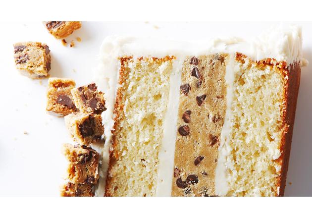 cdough-cake