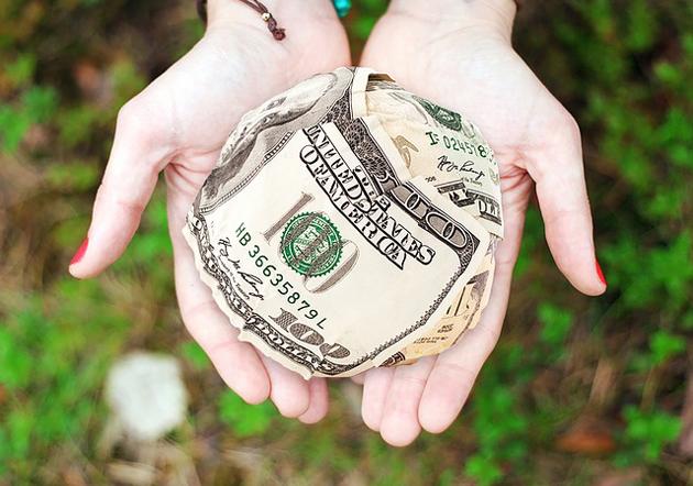 money donations