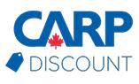 CARP Discount Logo