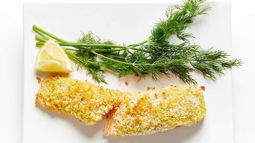 dill-salmon