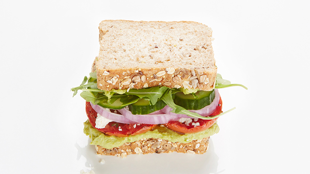 med-sandwich