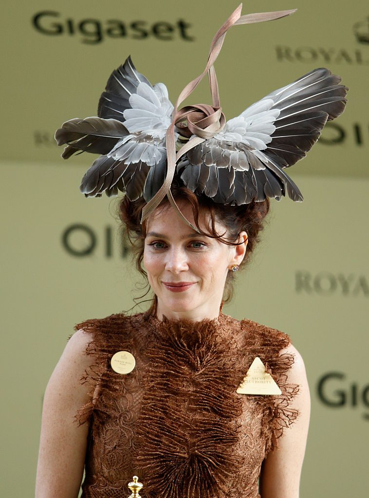 ASCOT, UNITED KINGDOM - JUNE 17: (EMBARGOED FOR PUBLICATION IN UK NEWSPAPERS UNTIL 48 HOURS AFTER CREATE DATE AND TIME) Anna Friel attends day 4 of Royal Ascot at Ascot Racecourse on June 17, 2016 in Ascot, England. (Photo by Max Mumby/Indigo/Getty Images)