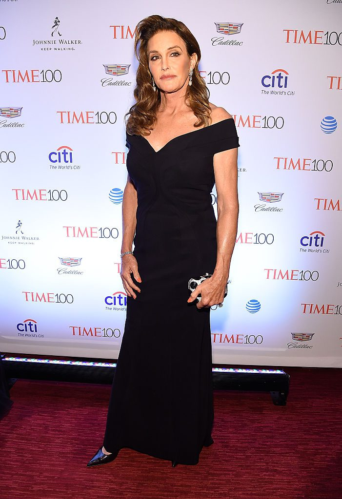 NEW YORK, NY - APRIL 26: Caitlyn Jenner attends the 2016 Time 100 Gala, Time's Most Influential People In The World at Jazz At Lincoln Center at the Time Warner Center on April 26, 2016 in New York City. (Photo by Kevin Mazur/Getty Images for Time)