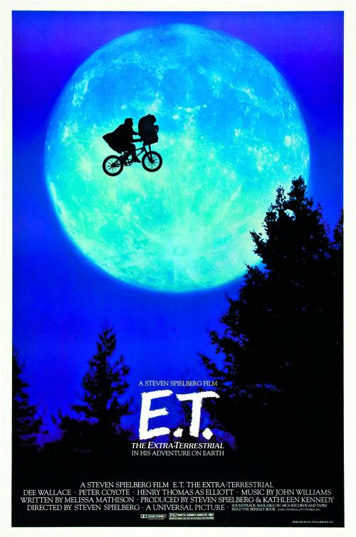 E.T., (poster art), 1982