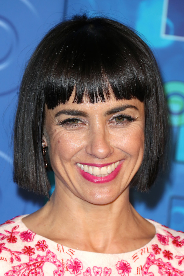 LOS ANGELES, CA - SEPTEMBER 18: Actress Constance Zimmer attends HBO's Official 2016 Emmy After Party at The Plaza at the Pacific Design Center on September 18, 2016 in Los Angeles, California. (Photo by Frederick M. Brown/Getty Images)