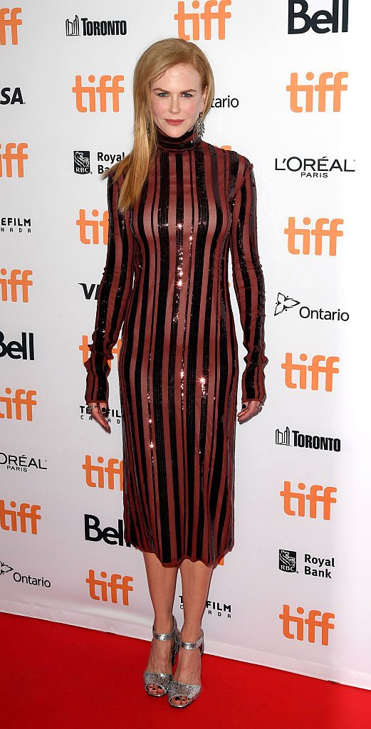 TORONTO, ON - SEPTEMBER 10: Actress Nicole Kidman attends the 'Lion' premiere during the 2016 Toronto International Film Festival at Princess of Wales Theatre on September 10, 2016 in Toronto, Canada. (Photo by C Flanigan/FilmMagic)