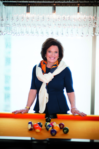Margaret Trudeau at photo shoot for Zoomer MagazineToronto March 30, 2016. Peter Bregg