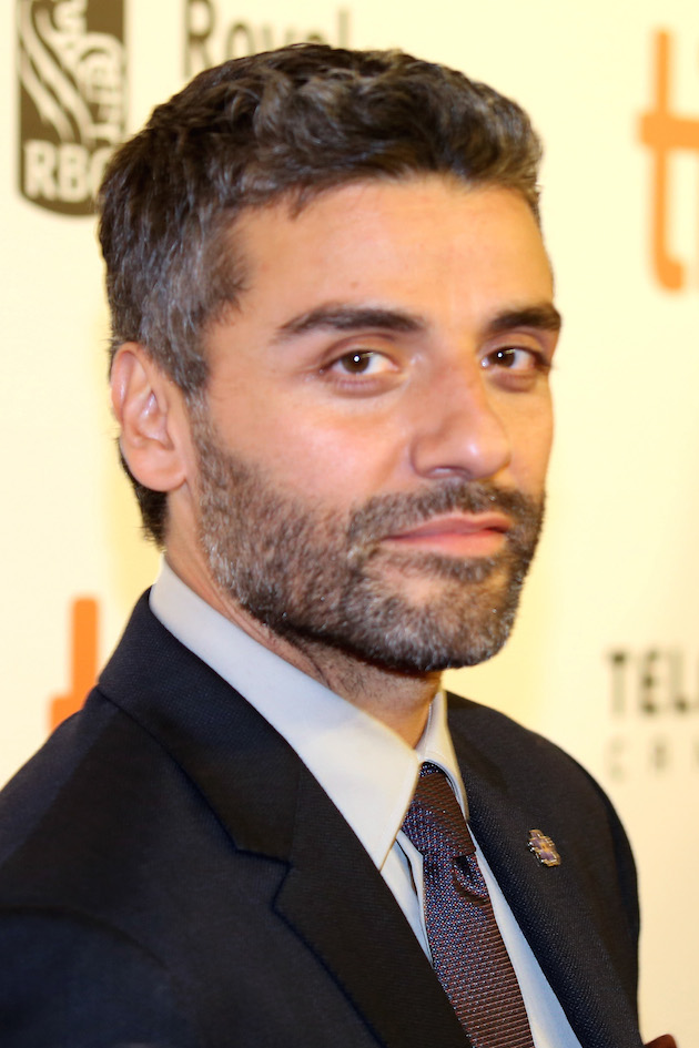 TORONTO, ON - SEPTEMBER 11: Actor Oscar Isaac attends 'The Promise' premiere during 2016 Toronto International Film Festival at Roy Thomson Hall on September 11, 2016 in Toronto, Canada. (Photo by Isaiah Trickey/FilmMagic)