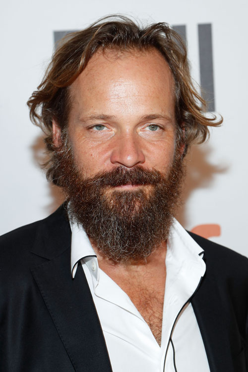 "TORONTO, ON - SEPTEMBER 08: Actor Peter Sarsgaard attends the world premiere of ""The Magnificent Seven"" during the 2016 Toronto International Film Festival at Roy Thomson Hall on September 7, 2016 in Toronto, Canada. (Photo by Taylor Hill/FilmMagic)"