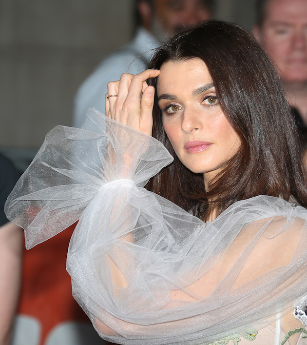 TORONTO, ON - SEPTEMBER 11: Rachel Weisz attends the 'Denial' Red Carpet Premiere for the 2016 Toronto International Film Festival Premiere at the Princess of Wales Theatre on September 10, 2016 in Toronto, Canada. (Photo by Walter McBride/FilmMagic)