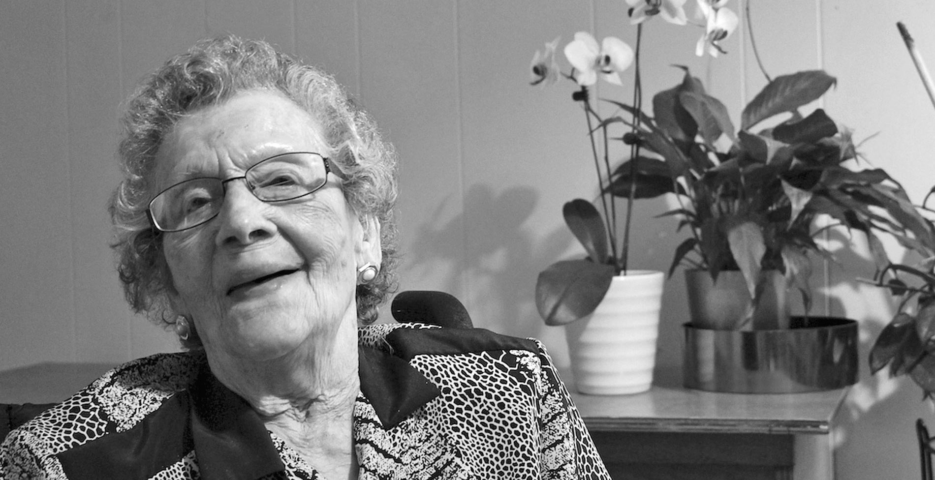 Dolly Gibb, Canada's Oldest Living Person