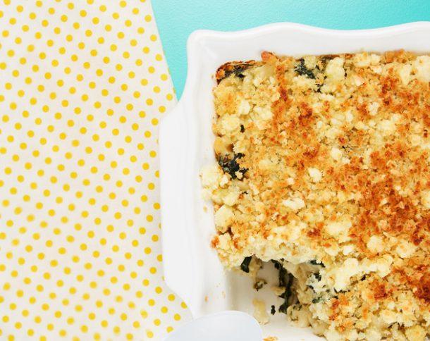 Recipe: Greek Macaroni & Cheese - Everything Zoomer ...