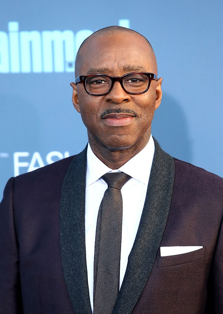 SANTA MONICA, CA - DECEMBER 11: Actor Courtney B. Vance attends the 22nd Annual Critics' Choice Awards at Barker Hangar on December 11, 2016 in Santa Monica, California. (Photo by David Livingston/Getty Images)
