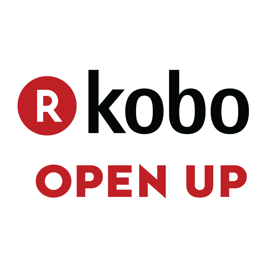 kobo-open-up-logo