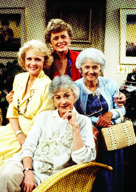 Betty white the legendary golden girl turns 95 page 3 for Why did bea arthur leave golden girls
