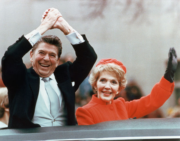 reagans-inauguration-1981