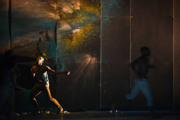Changes at Auckland Arts Festival