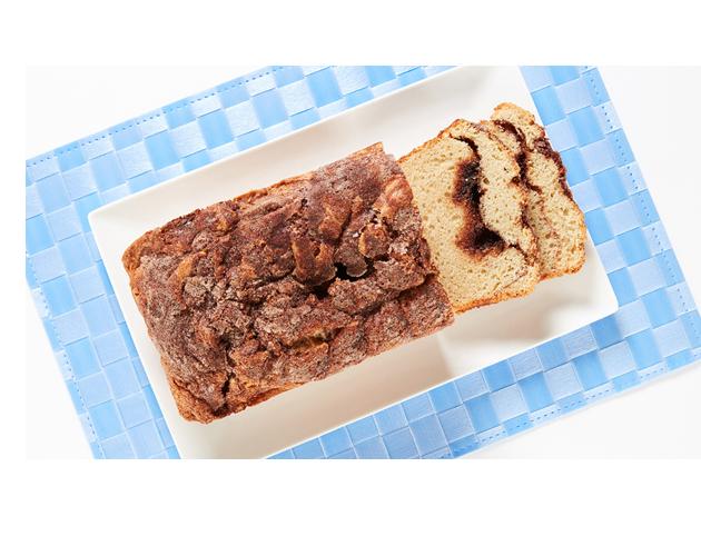 Recipe Cinnamon Swirl Breakfast Bread Everything Zoomer