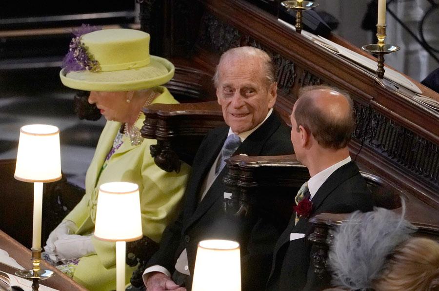 Prince Philip, Royal Wedding