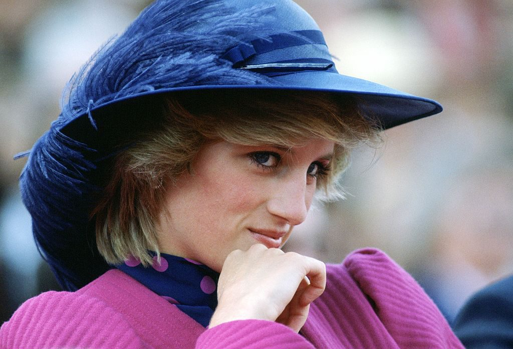 Diana, Princess of Wales celebrates her birthday in Canada.